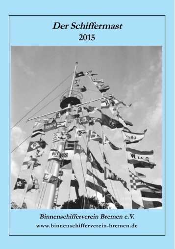 Der Schiffermast 2015