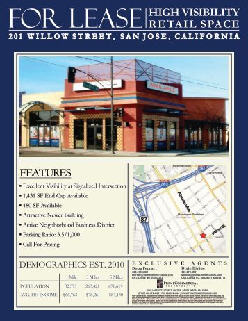 for lease high visibility - Prime Commercial, Inc