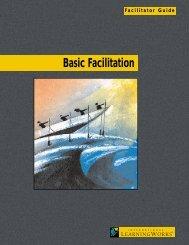 Facilitator Guide: Basic Facilitation - TrainingABC
