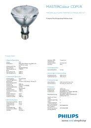 Philips CDM-R 70W/942 PAR30L40