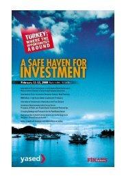 Better Investment Environment...