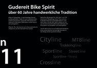 Modell-Linie Sportline-Fitness - Gudereit