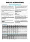 Pneu-Turn Rotary Actuators - x-pro GmbH - Page 3