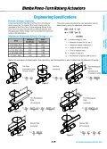 Pneu-Turn Rotary Actuators - x-pro GmbH - Page 4