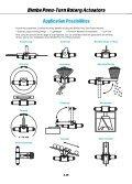 Pneu-Turn Rotary Actuators - x-pro GmbH - Page 5