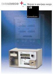 Komunikator_P2S_prospect.pdf (SLO) - Iskraemeco