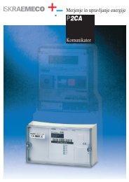 Komunikator_P2CA_prospect.pdf (SLO) - Iskraemeco