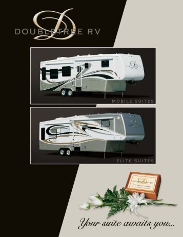 2007 Mobil Suites Brochure - Wheels RV