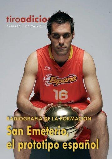 Tiro Adicional 7 - Federación Española de Baloncesto