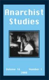 Anarchist Studies - 16-1.pdf - Zine Library