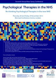 Further details of conference, topics & speakers & registration form