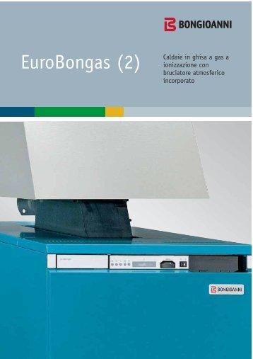 EuroBongas (2) Caldaie in ghisa a gas a ionizzazione ... - Certened