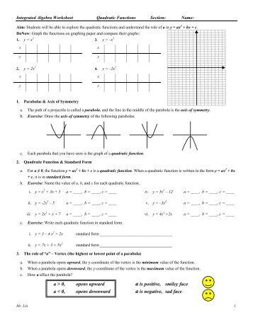 Algebra I Name Function Notation Worksheet Hour Date Sd43