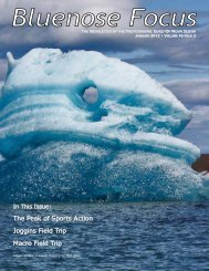 January 2012 - Photographic Guild of Nova Scotia