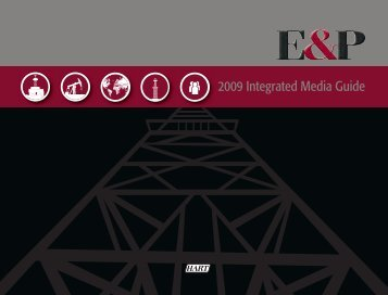 2009 Integrated Media Guide - Hart's E&P