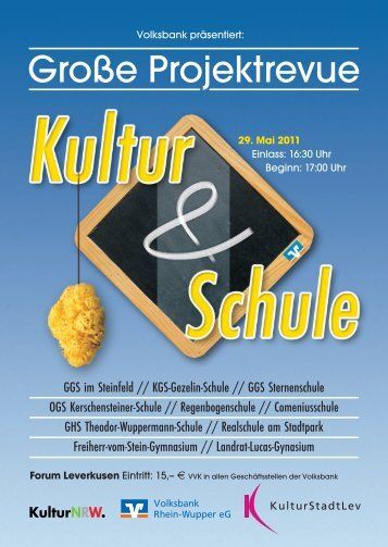 FLYER_A6, page 1-2 @ Normalize - Realschule Am Stadtpark