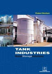 Download the Tank Industries Brochure