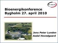 Jens Peter Lunden, Hirtshals - Danmarks Landboungdom