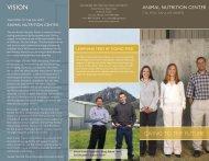 Tri-fold Brochure - Animal Science Department - Cal Poly San Luis ...