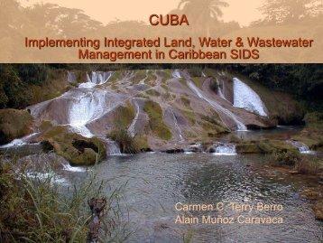 Cuba - Caribbean Environmental Health Institute