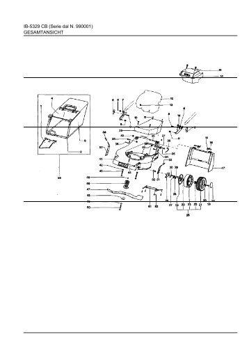 IB-5329 CB (Serie dal N. 990001) - ratioparts