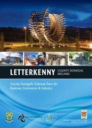 letterkenny brochure - Donegal County Development Board