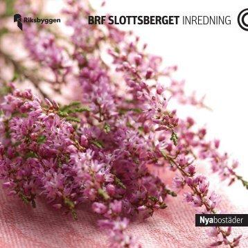 pdf-inredningsprogram - Riksbyggen