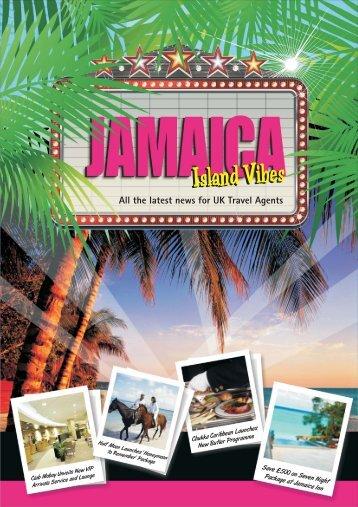 Island Vibes Newsletter February 2013 - Jamaica Tourist Board