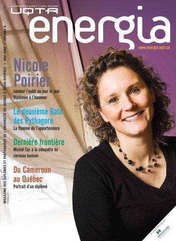 Nicole Poirier - Université du Québec