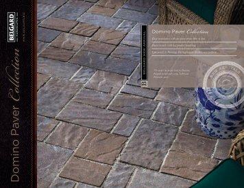 Domino Paver Collection - Belgard