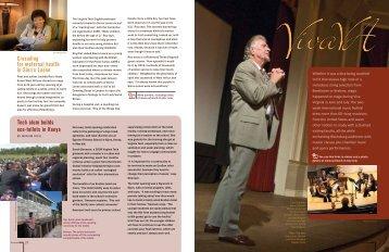 Viva Virginia - Outreach & International Affairs - Virginia Tech