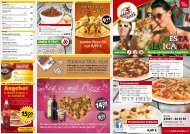 Flyer downloaden - World of Pizza
