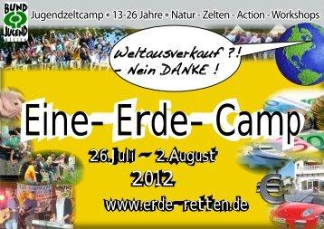 Eine-Erde-Camp