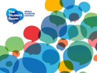 Download our Clearing & Adjustment Packages 2013 - The Student ...