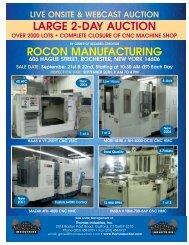 Rocon web brochure - Thomas Industries