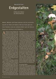 Erdgestalten - Hagia Chora Journal