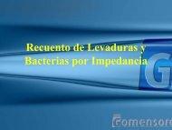Recuento de Levaduras y Bacterias por Impedancia - CRESCA