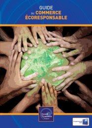 Consulter et télécharger le Guide du Commerce écoresponsable