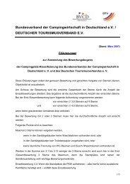 Einige Erläuterungen zur Anwendung des Bewertungsbogens - BVCD