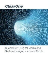 Digital Media Guide - ClearOne