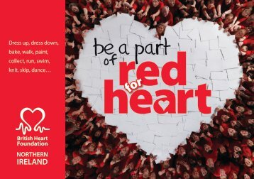 be a part - British Heart Foundation