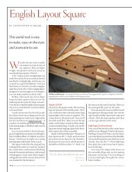 Popular Woodworking Magazine Decmeber 2010 #187