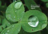 Environmental Report - Brent Council