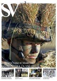 Letnik XXI/3 - Ministrstvo za obrambo