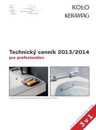 SK_Cenik KOLO KERAMAG 2013_obalka.indd - Samtek