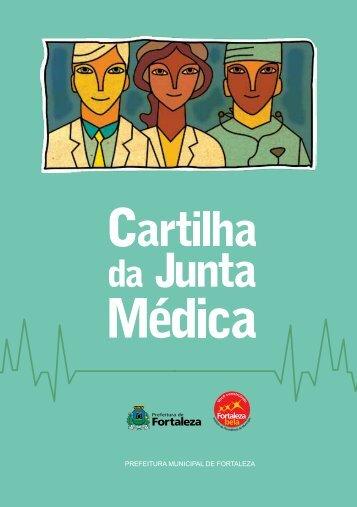 Cartilha Junta Médica - Prefeitura Municipal de Fortaleza - ce
