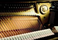 Yamaha Upright Pianos - Atlantic Music Center