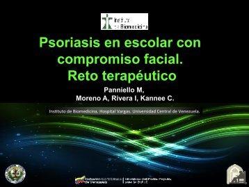 Psoriasis en escolar… - PIEL-L Latinoamericana