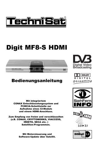 Digit Mf4 s cc Manual
