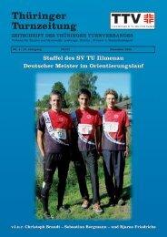 Dezember 2008 - Thüringer Turnverband eV